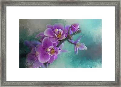 Warms The Heart Framed Print by Marvin Spates