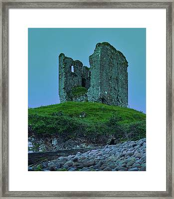 Warning #f4 Framed Print by Leif Sohlman