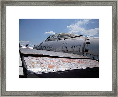Framed Print featuring the photograph Warrior At Peace by Don Struke