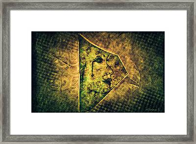 Warrior Framed Print by M Images Fine Art Photography and Artwork