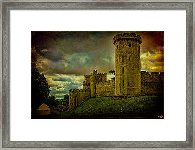 Warwick Castle Framed Print by Chris Lord