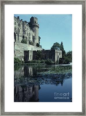 Warwick Castle Framed Print by David Pettit