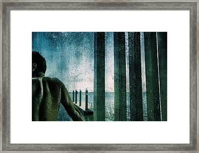 Was It A Dream? Framed Print