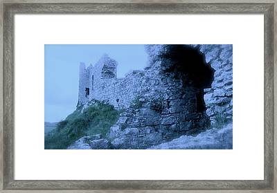 Was It Just A Dream Framed Print by Dawn Richerson