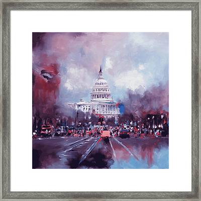 Washington 478 II Framed Print