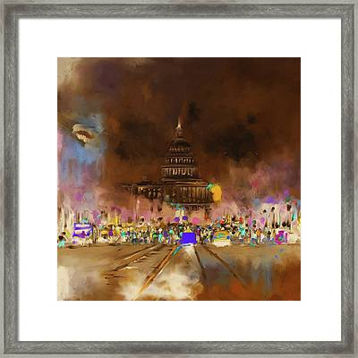 Washington 478 IIi Framed Print