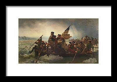 George Washington Framed Prints