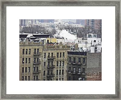 Washington Heights 2 Framed Print by Sarah Loft