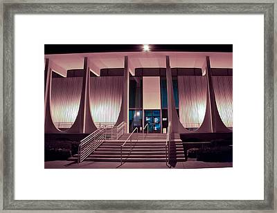Washington Mutual Bank Building  Framed Print