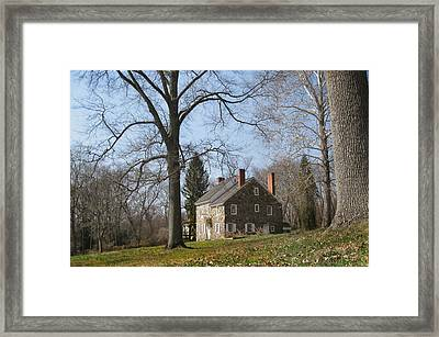 Washington's Headquarters Framed Print by Gordon Beck