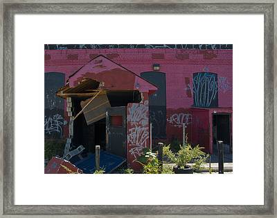 Wasting Away Framed Print by Timothy Hedges