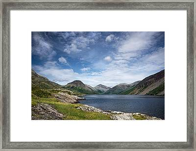Wastwater Morning Framed Print