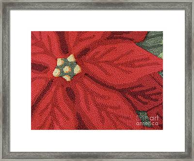 Watch Your Step Framed Print by Ann Horn