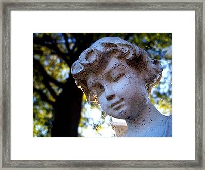 Watching Over You Framed Print by Alexandra Harrell
