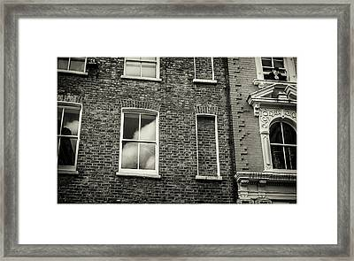 Framed Print featuring the photograph Watching by Stewart Marsden