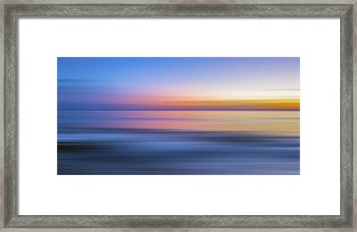 Watching The Last Light X Framed Print by Jon Glaser