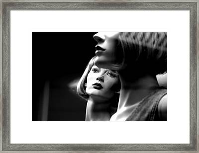 Watching The World Framed Print by Jez C Self
