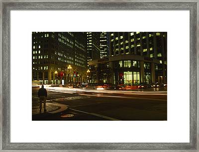 Watching, Waiting, Wondering Framed Print by Soli Deo Gloria Wilderness And Wildlife Photography
