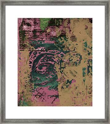Watching Framed Print by Wayne Potrafka