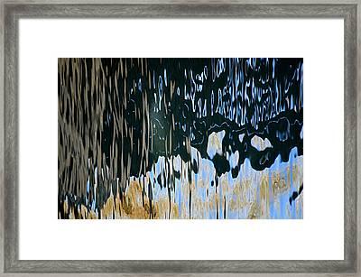 Water 1 Belmar Framed Print