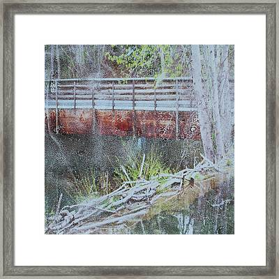 Water #5 Framed Print