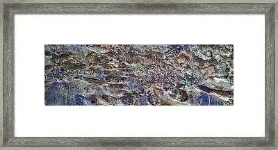 Water Abstract #3117 Framed Print