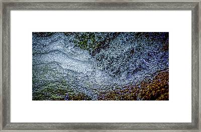 Water Art 8 Framed Print