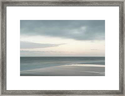 Water/color 2 Framed Print