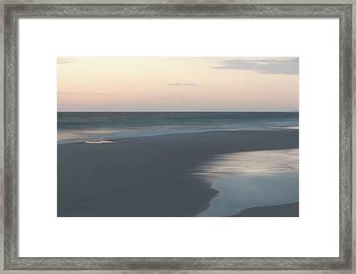 Water/color 4 Framed Print