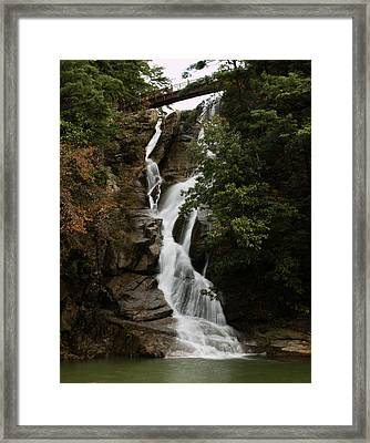 Water Fall 3 Framed Print