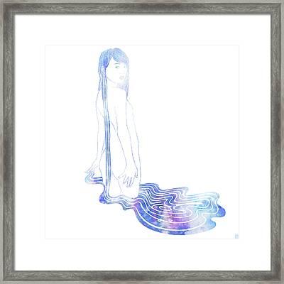 Water Nymph Lxxiii Framed Print