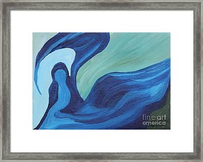 Water Spirit Framed Print