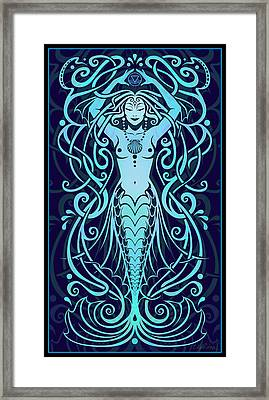 Water Spirit Framed Print