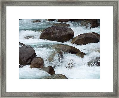 Water Spirits I Framed Print