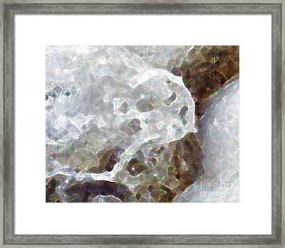 Water Works Framed Print by Scott Heister
