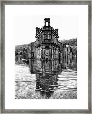 Water World - Hebden Bridge Framed Print