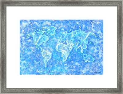 Water World - Pa Framed Print
