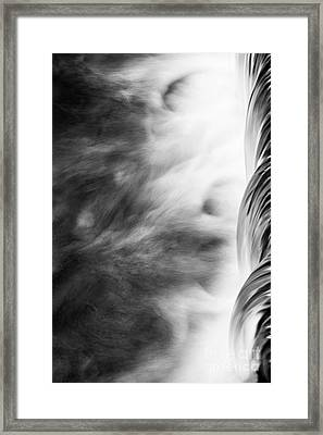Framed Print featuring the photograph Water by Yuri Santin