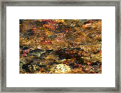 Watercolors Framed Print by Adam Jewell