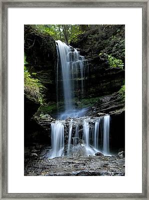 Waterfall 1 Framed Print
