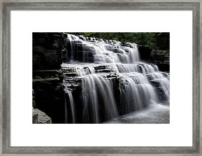 Waterfall 2 Framed Print