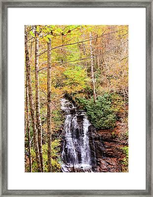 Waterfall Waters Framed Print