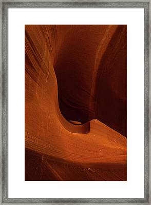 Waterholes Canyon Framed Print