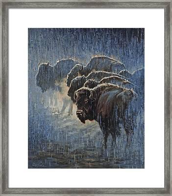 Waterproof Framed Print