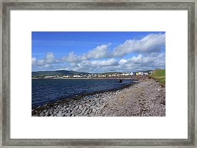 Waterville, County Kerry Framed Print by Aidan Moran