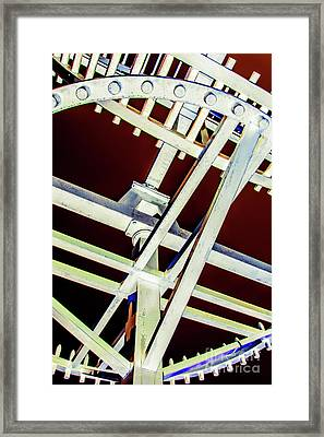 Waterwheel #2 Framed Print