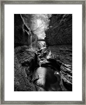 Watkins Glen Framed Print