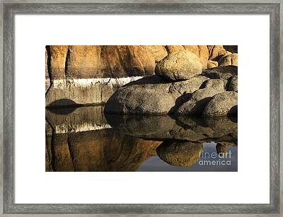Watson Lake Arizona 2 Framed Print