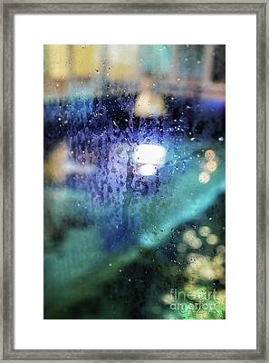 Framed Print featuring the photograph Watty3 by Cazyk Photography
