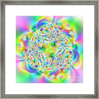 Wave 007a Framed Print by Rolf Bertram